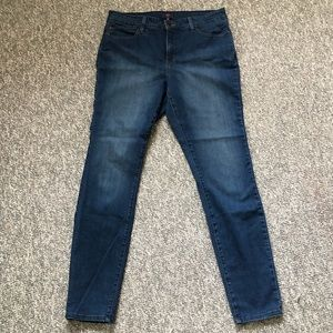 NYDJ Super Skinny denim jeans Size 12